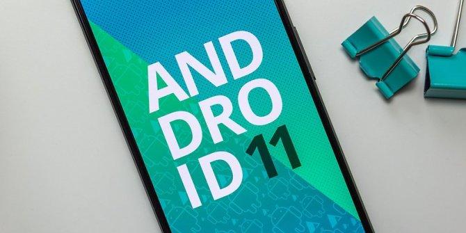 Android 11 çok önemli bir özellikle geliyor. Kullanıcılara iyi haber