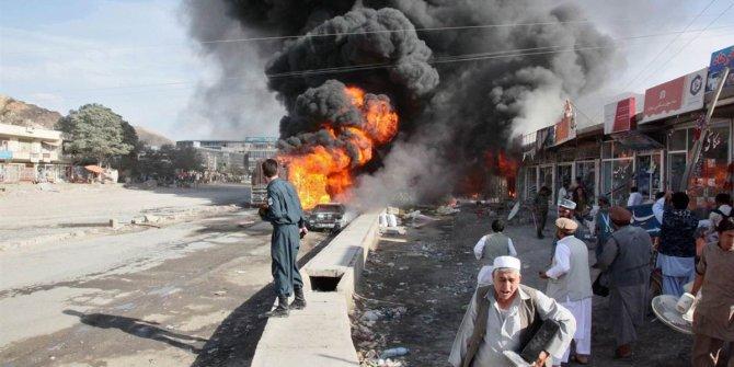 Polislere bombalı saldırı