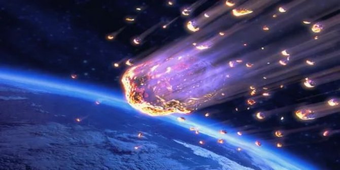 Ünlü astrofizikçi Neil deGrasse Tyson uyardı. 40 bin kilometre hızla dünyaya yaklaşıyor! Büyük çarpışma ne zaman