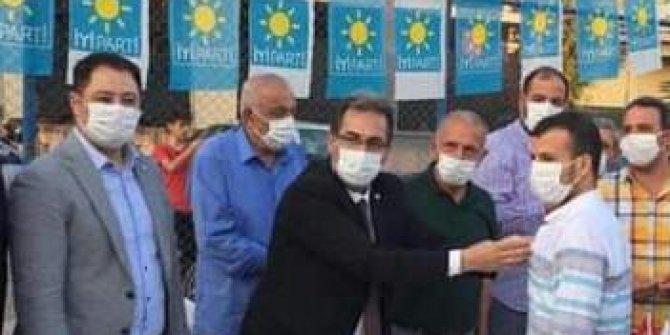 İYİ Parti Adana'da hareketli günler
