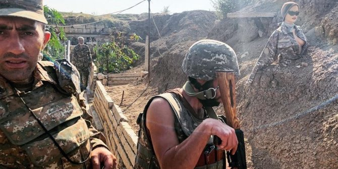 Ermenistan'a SİHA korkusu bunu da yaptırdı