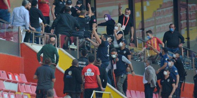 Türkiye Futbol Federasyonu'ndan Kayserispor - Sivasspor maçı ile ilgili açıklama