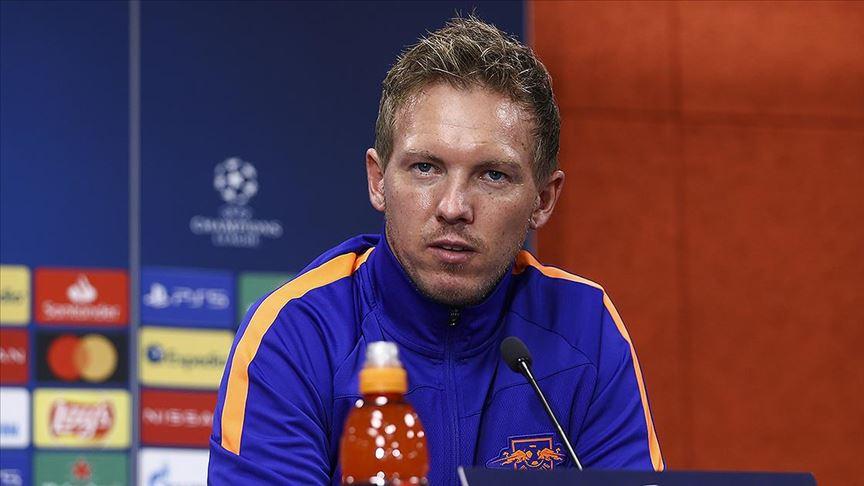 Leipzig'in hocası Nagelsmann açıkladı. 4 futbolcu kadroya olmayacak