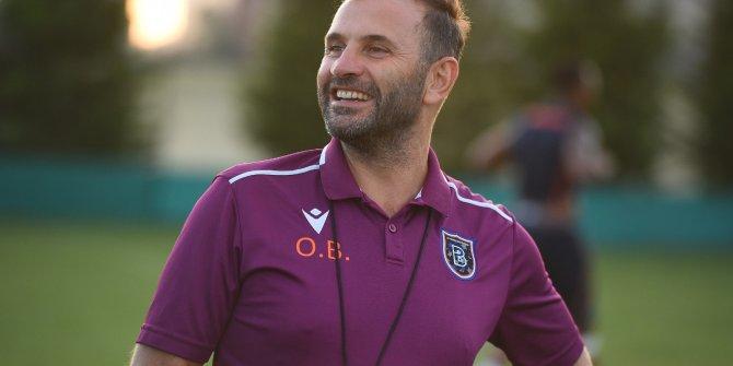 Başakşehir Teknik Direktörü Okan Buruk'tan Leipzig maçı öncesi açıklama