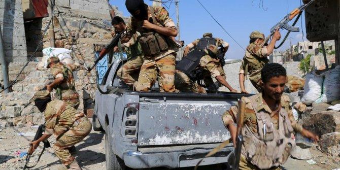 Yemen'de 14 subay öldürüldü