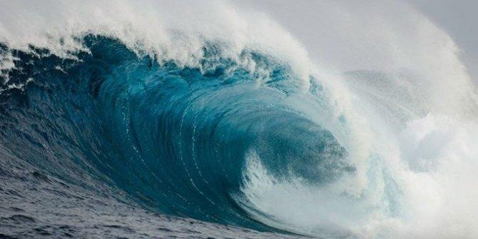 ABD'nin Alaska bölgesi için tsunami uyarısı