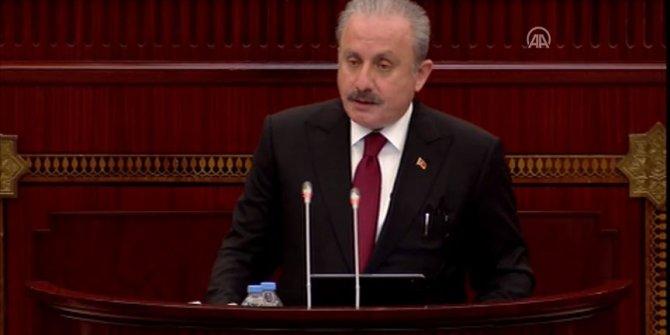 Şentop: Karabağ tamamen kurtarılacak