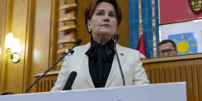 İYİ Parti Genel Başkanı Meral Akşener grup toplantısında konuştu