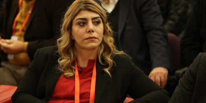 Kayserispor Başkanı Berna Gölbaşı çirkin saldırının ayrıntılarını anlattı