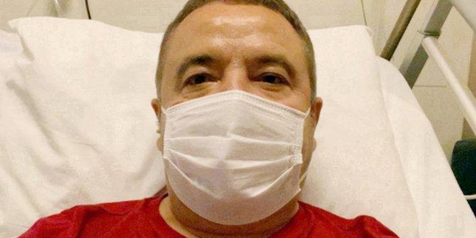 Koronadan dolayı yoğun bakımda tedavisi süren Muhittin Böcek'in son durumu açıklandı