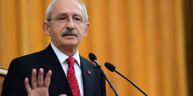 Kemal Kılıçdaroğlu'ndan Devlet Bahçeli'ye teşekkür