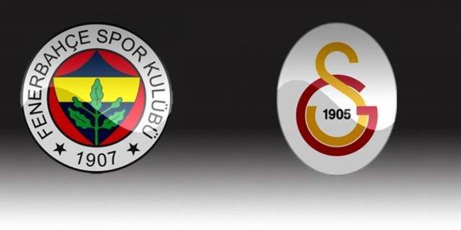 Fenerbahçe ve Galatasaray filede kozlarını paylaşacak