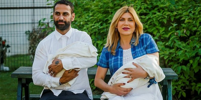 Azerbaycan'ın Müge Anlısı olarak bilinen Doğuş'un eşi Xosqedem Hidayetqizi'den flaş karar