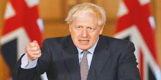 Boris Johnson: Doğu Akdeniz'de Türkiye ve Yunanistan'la çalışmaya devam edeceğiz