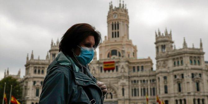 İspanya'da korona hasta sayıları açıklandı