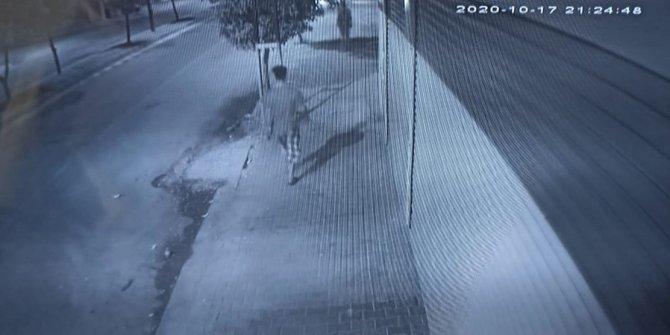 Adana'daki tacizciyi güvenlik kamera görüntüleri tespit etti