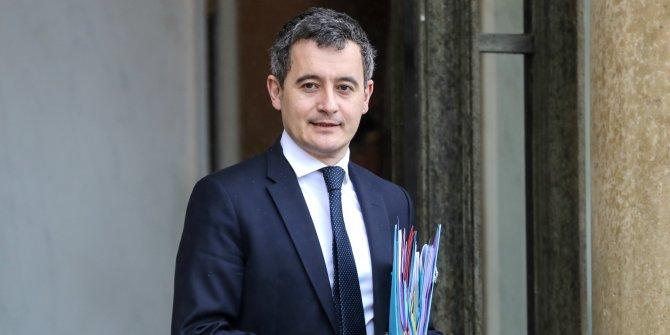 Fransa İçişleri Bakanı Darmanin'den hadsiz açıklama