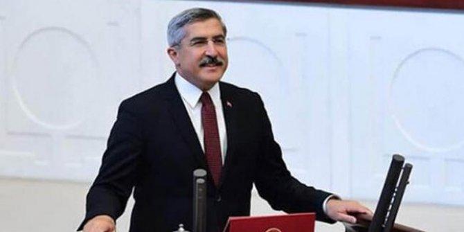 AKP Hatay Milletvekili Hüseyin Yayman'ın testi pozitif çıktı