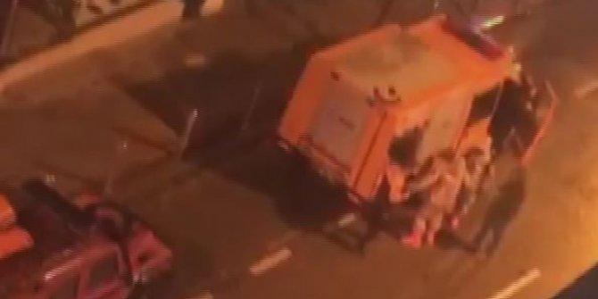 Polis, ittfaiye, AFAD ve UMKE alarma geçti. Kocaeli'nde nefesler tutuldu