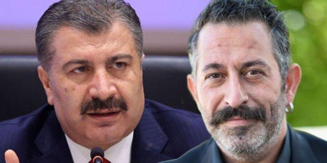 Cem Yılmaz'dan Sağlık Bakanı Fahrettin Koca'ya flaş öneri