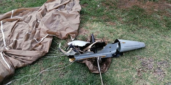 Azerbaycan ordusu Ermenistan'a ait 3 İHA daha düşürdü
