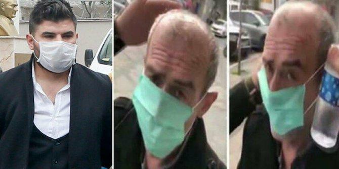 Bağcılar'da yaşlı adama zorla maske takıp başından kolonya dökmüştü. Büyük tepki çeken görüntülerle ilgili istenen ceza belli oldu