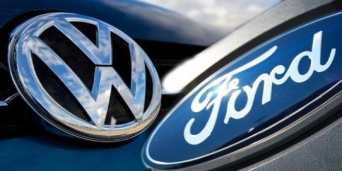 Uzun süredir konuşuluyordu...  Volkswagen ve Ford'dan flaş Türkiye kararı