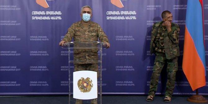 İşte Ermenistan ordusunun içler acısı hali, fotoğraftaki asker ciddiyetini bulun!