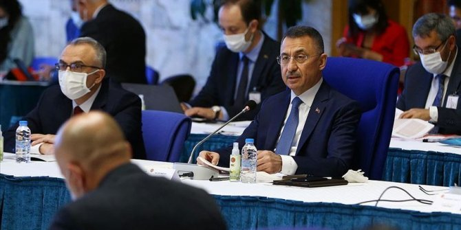Cumhurbaşkanı Yardımcısı Fuat Oktay'dan 2021 yılı bütçe açıklaması