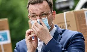 Almanya Sağlık Bakanı korona virüse yakalandı