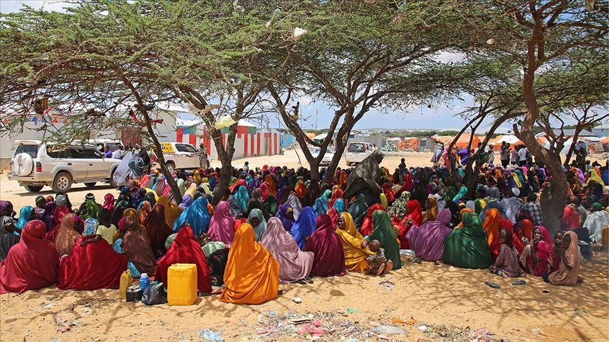 Birleşmiş Milletler, Somali'de seller nedeniyle son 4 ayda göç eden kişi sayısını açıkladı