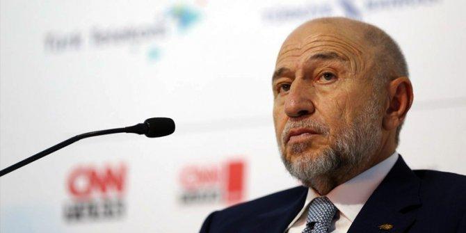TFF Başkanı Özdemir açıkladı Yayıncı kuruluşa ihtarname gönderilidi
