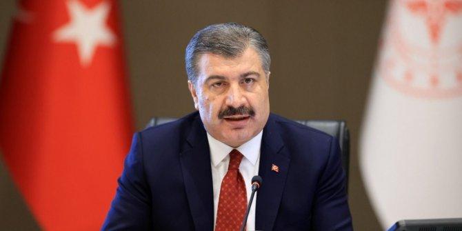 Sağlık Bakanı Fahrettin Koca 21 Ekim korona virüs tablosunu açıkladı: Vaka sayısı rekora gidiyor 2013 yeni hasta
