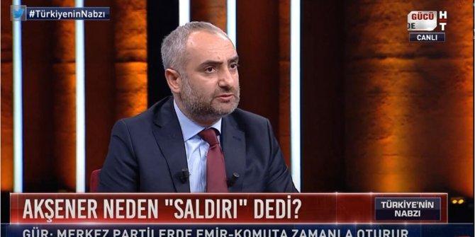 İsmail Saymaz canlı yayında İYİ Parti'nin oy oranını açıkladı. Meral Akşener'e desteğin yüzdesini de söyledi