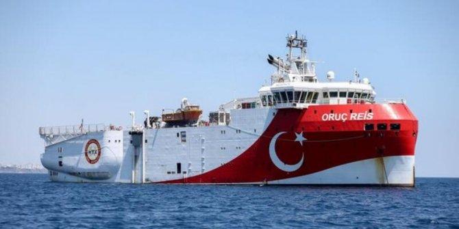 Türkiye'den Oruç Reis kararı. NAVTEX 27 Ekim'e kadar uzatıldı