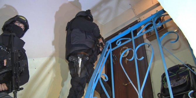 DEAŞ'ın hücre evlerine baskın. 21 adreste çok sayıda gözaltı
