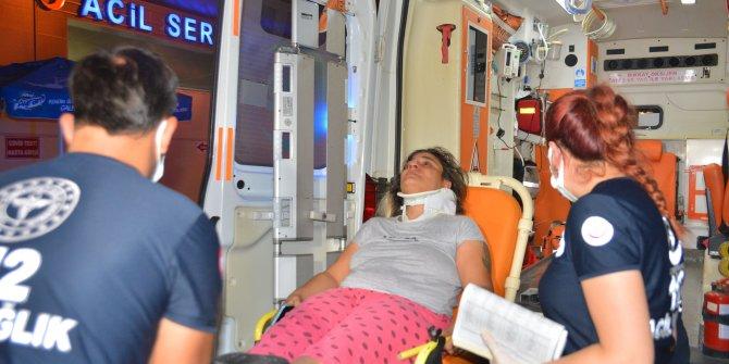 Eşini hastanelik edinceye kadar dövdü
