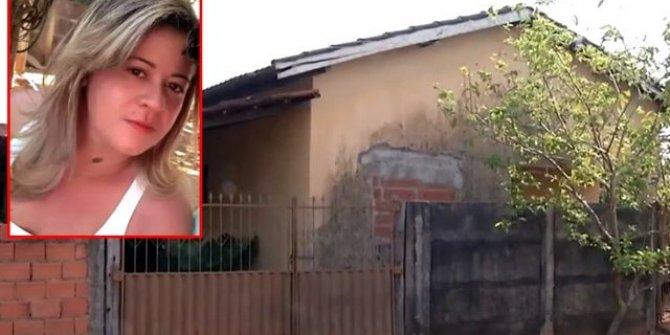 Brezilya'da sevgilisiyle sevişirken oğluna yakalanan anne evlat katili oldu