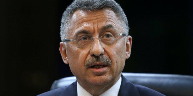 Cumhurbaşkanı Yardımcısı Fuat Oktay, Azerbaycan'la ilgili herkesin merak ettiği o soruya yanıt verdi