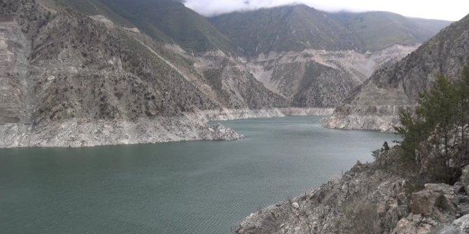 Barajda sular çekilince yıllar sonra ortaya çıktı