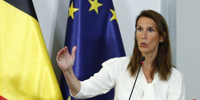 Koronaya yakalanan Belçika Dışişleri Bakanı Sophie Wilmes yoğun bakımda