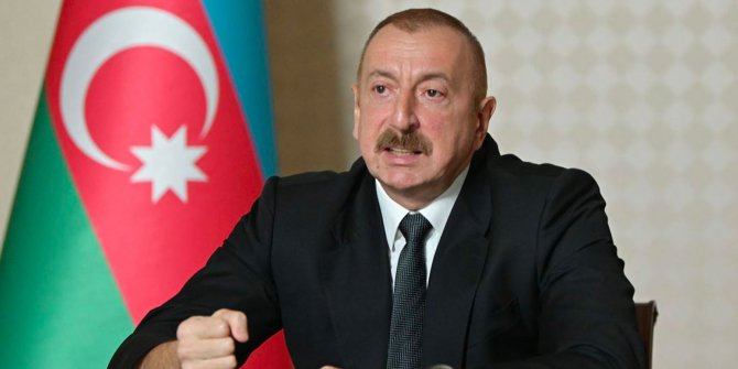Aliyev'den Karabağ için şok barış gücü açıklaması