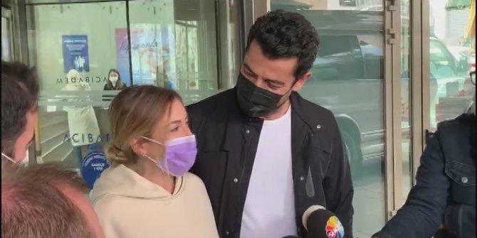 Sinem Kobal anne olduktan sonra hastane çıkışı böyle görüntülendi