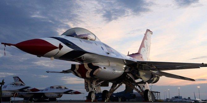 ABD'den Bulgaristan'a az kullanılmış ikinci el F-16