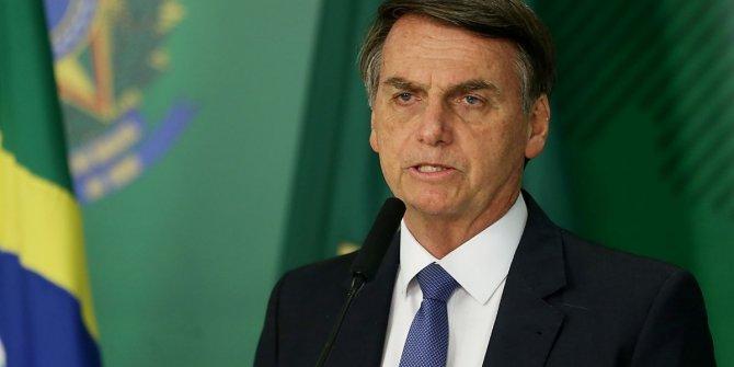 Brezilya lideri Bolsonaro Çin'in aşısına karşı çıktı. Brezilya halkı hiç kimsenin kobayı olmayacak