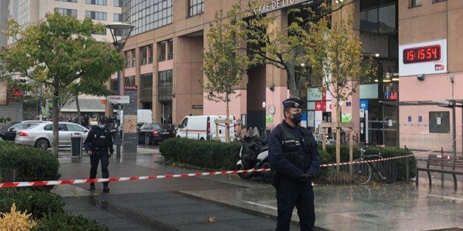 Fransa'nın Lyon kentinde bomba alarmı