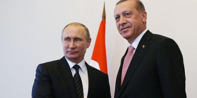 Rusya Devlet Başkanı Vladimir Putin'den dikkat çeken Erdoğan yorumu