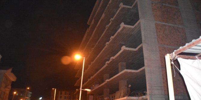 Çatının ucundan polisler son anda kıskıvrak yakaladı