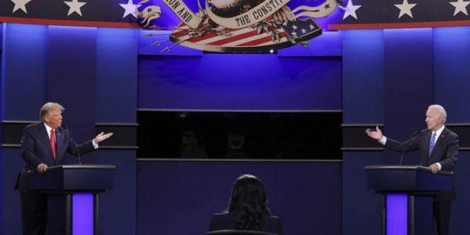 Trump-Biden düellosunda son raunt