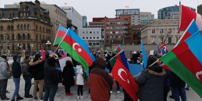 Kanada'da Ermenistan'a yaptırım uygulaması. İmza kampanyası başlatıldı